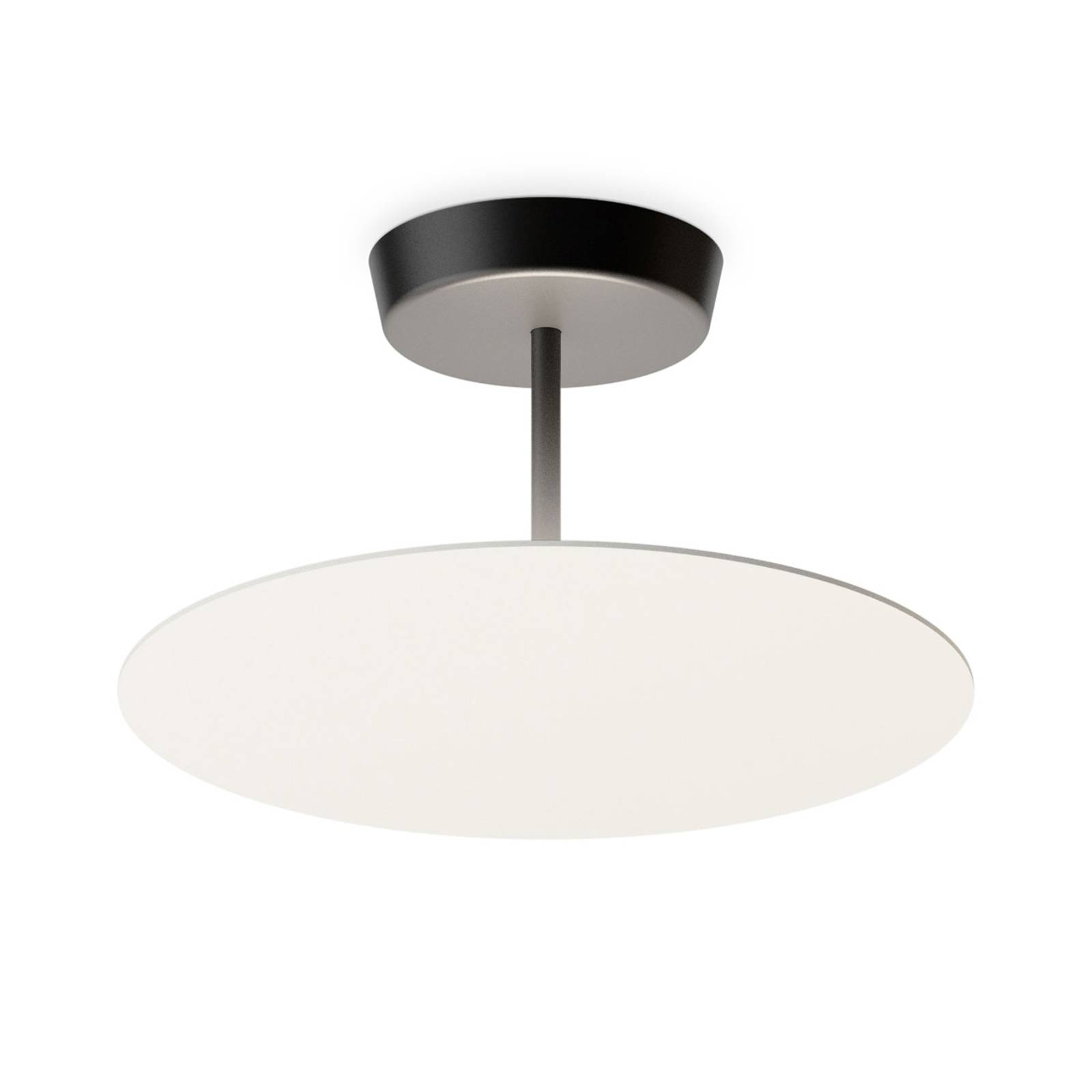 Billede af Vibia Flat LED-loftlampe 1 lyskilde, Ø 40 cm, hvid