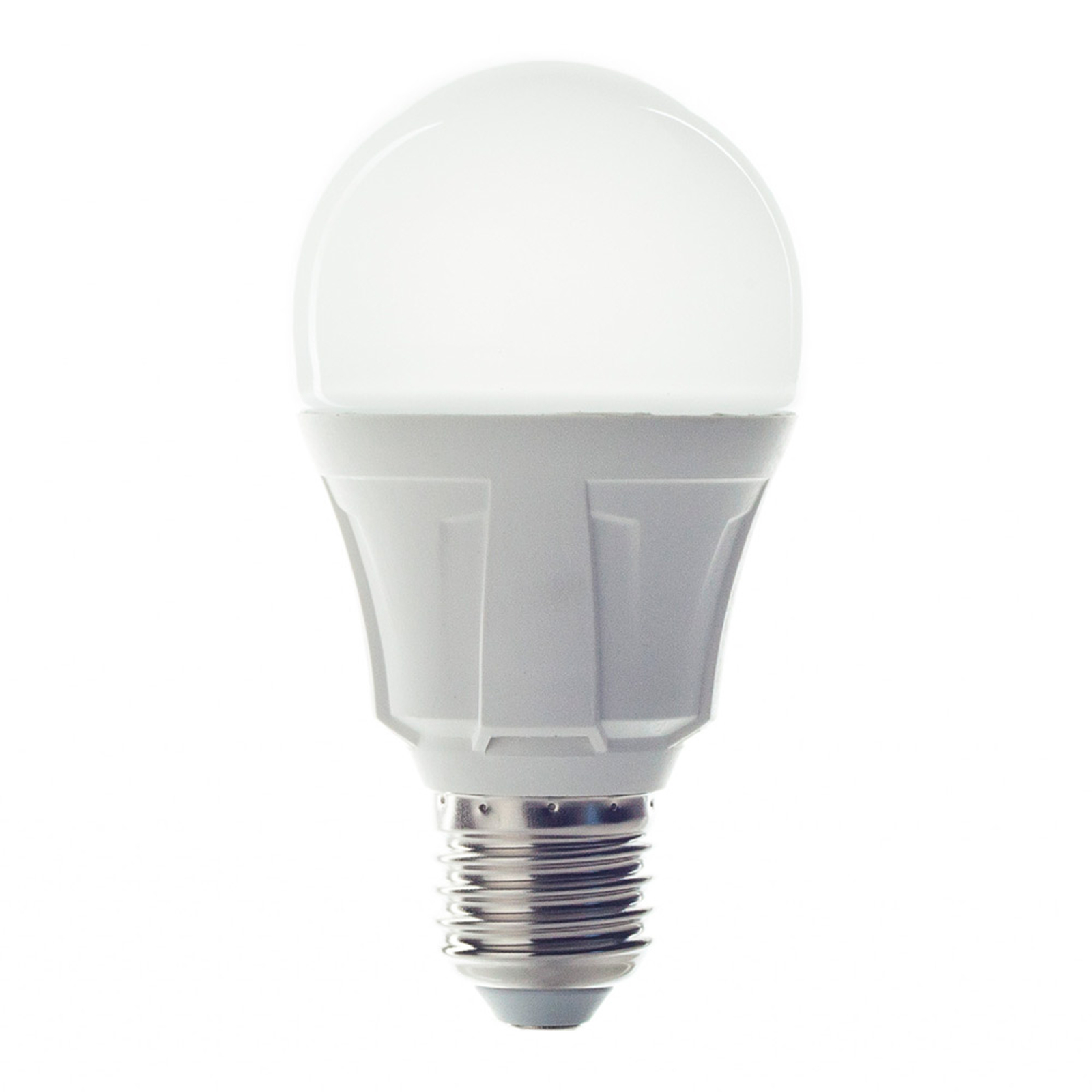 E27 9W 830 LED-Lampe in Glühlampenform warmweiß