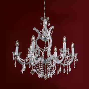 Maria Theresia - luksuriøs lysekrone i krystall