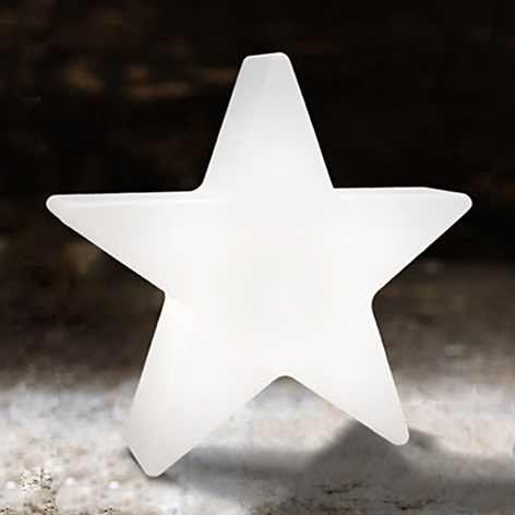 LED Dekorationsleuchte Shining Star Micro 11 cm