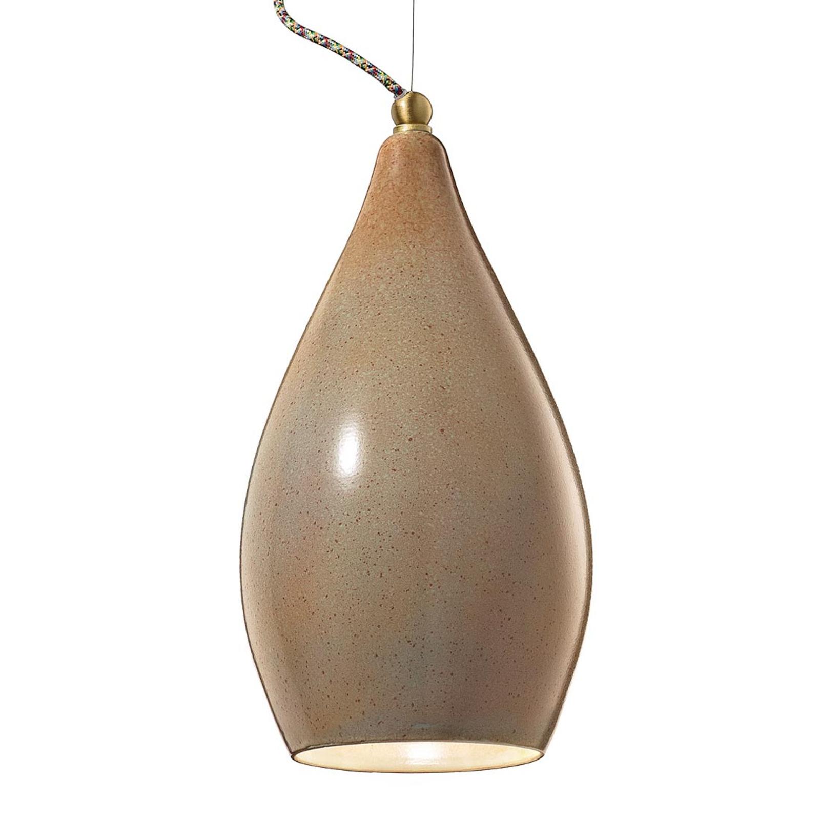 Ceramiczna lampa wisząca Pietro