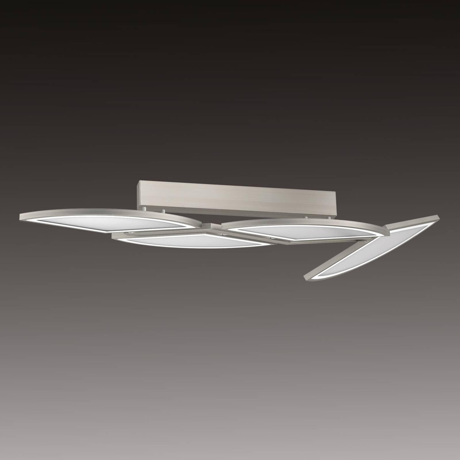 Movil - LED-Deckenleuchte mit 4 Lichtsegmenten