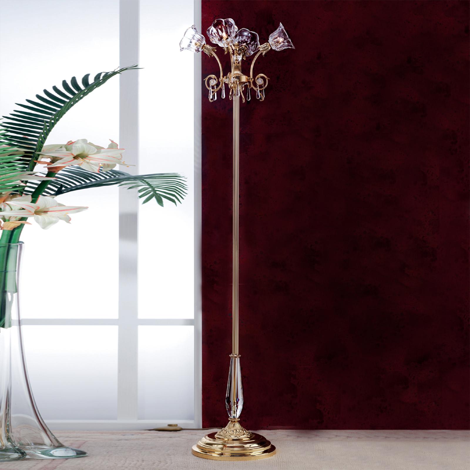 KAISA - vloerlamp met charme