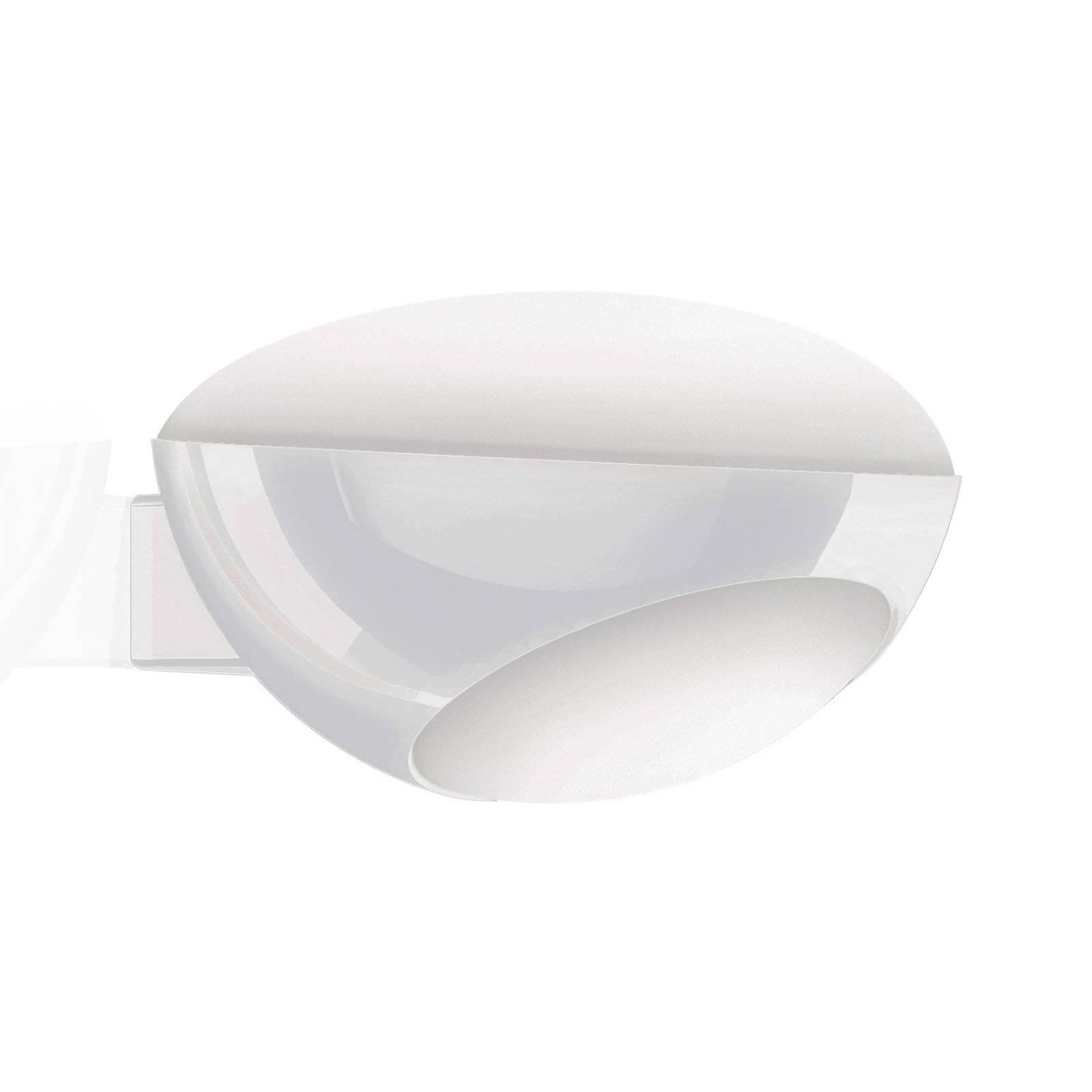 Kundalini Tua applique LED, blanche