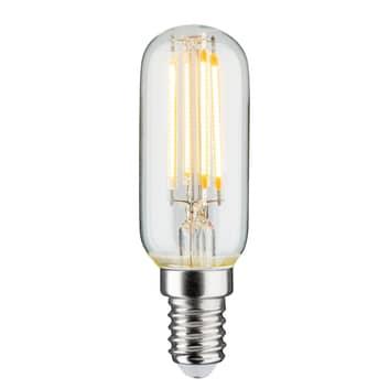 LED lamp E14 4,8W filament 2.700K buis helder