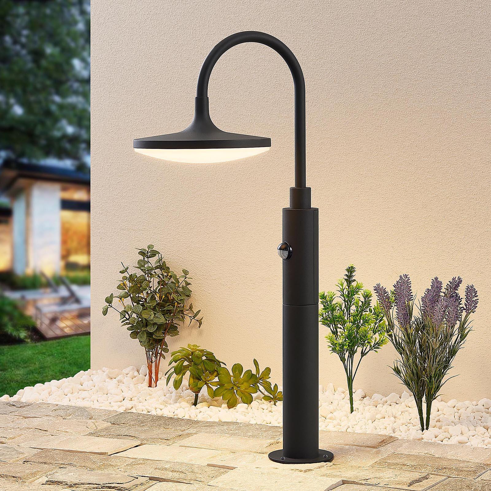 Arcchio Fineria LED-Sockelleuchte mit Sensor