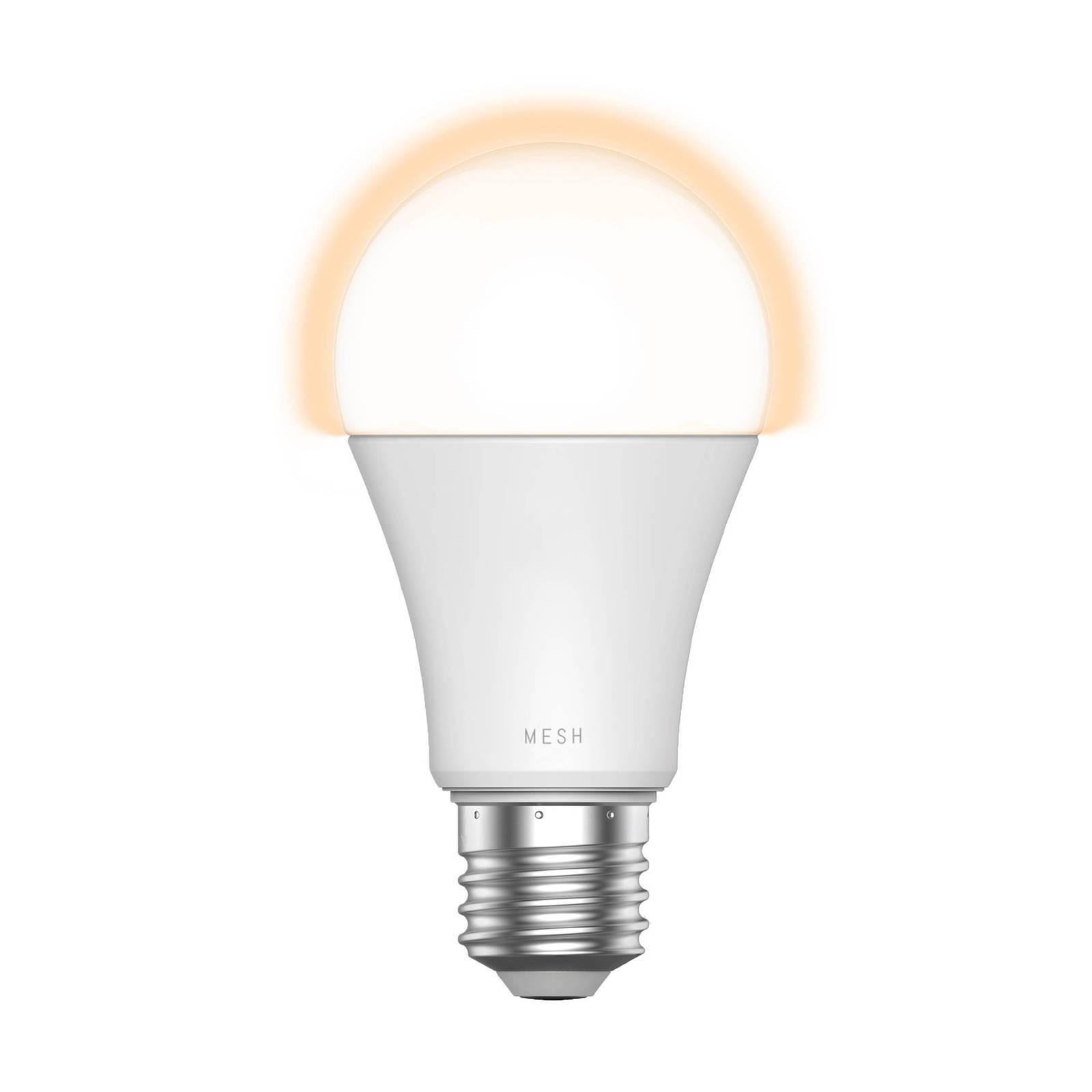 EGLO connect E27 9W LED bianco caldo