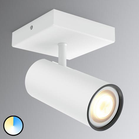 Hue Buratto LED svetlo biele 1pl stmievací vypínač