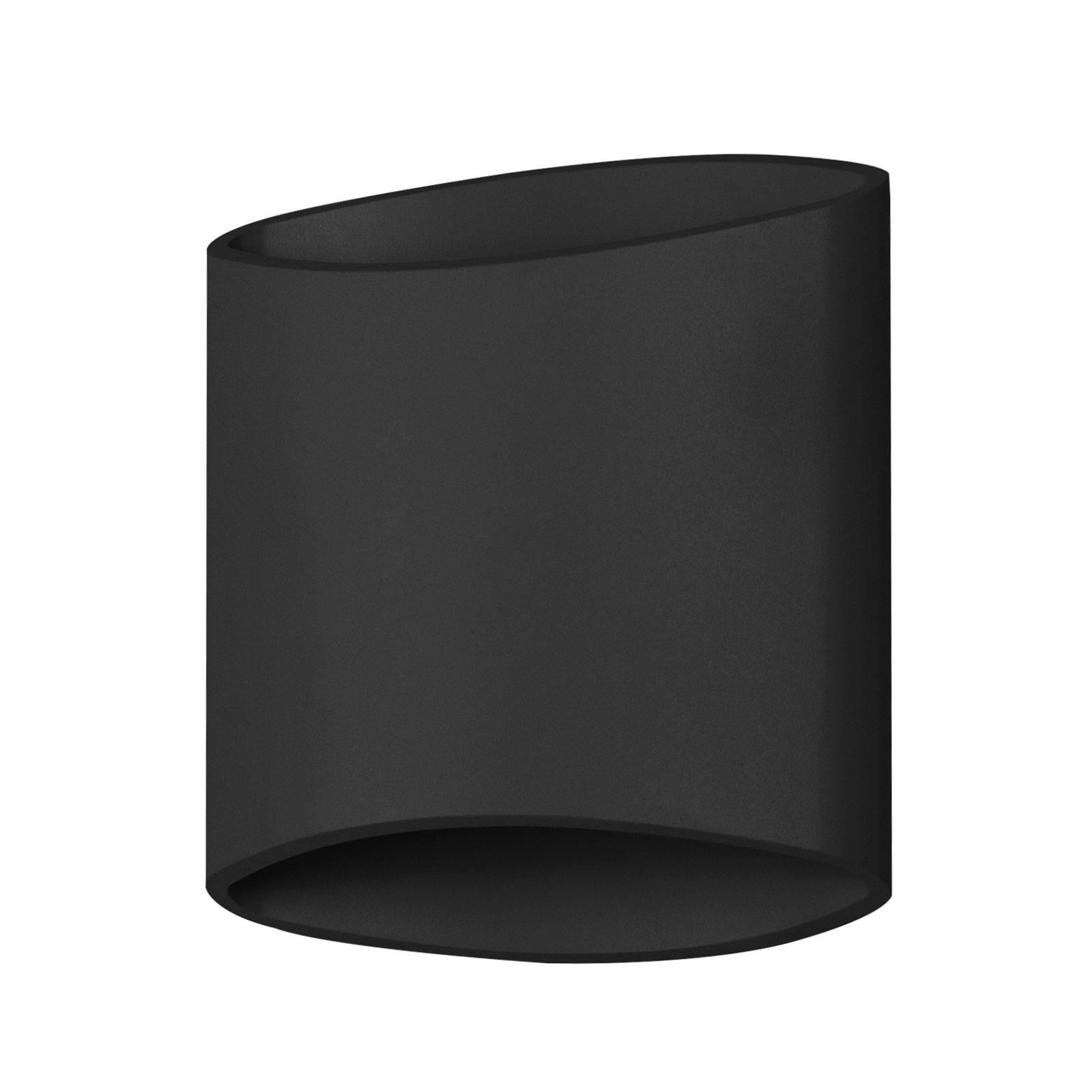 BRUMBERG 10090 LED-Wandleuchte, schwarz
