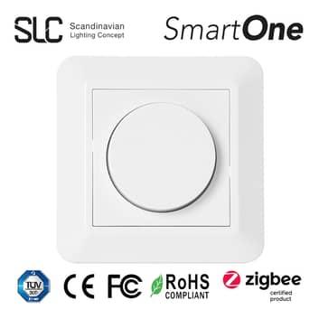SLC SmartOne AC atenuador de pared 300W ZigBee
