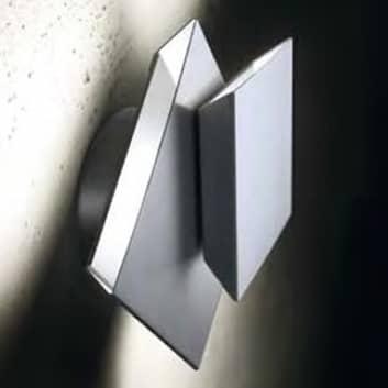 Applique a LED Cubic in stile futuristico