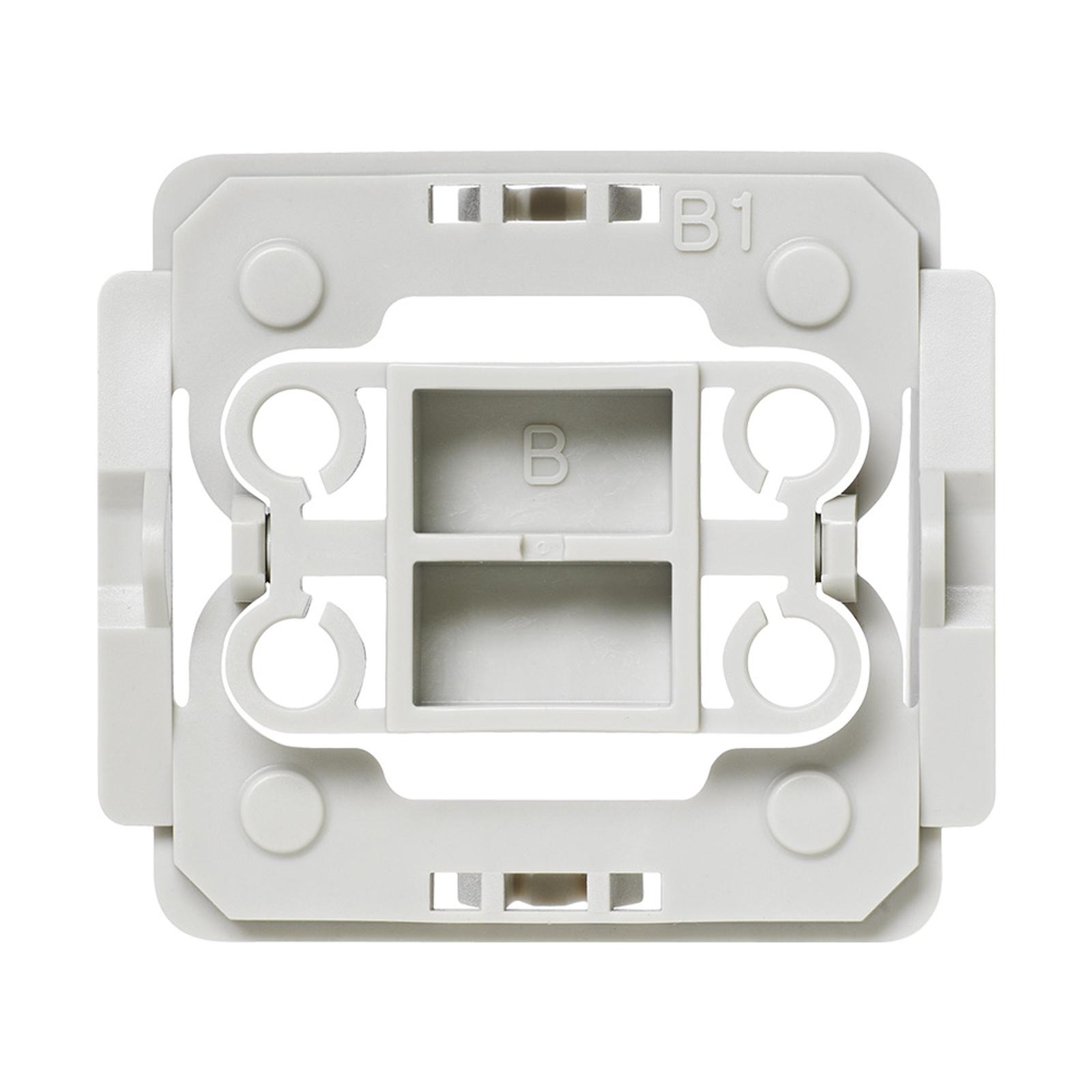 Homematic IP-adapter for Berker-bryter B1 1x