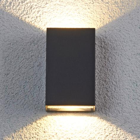 Applique d'extérieur LED Jale en aluminium