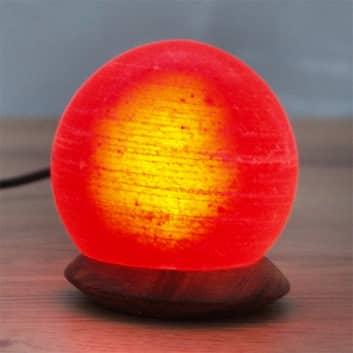 Flot Ball bordlampe med USB til computere