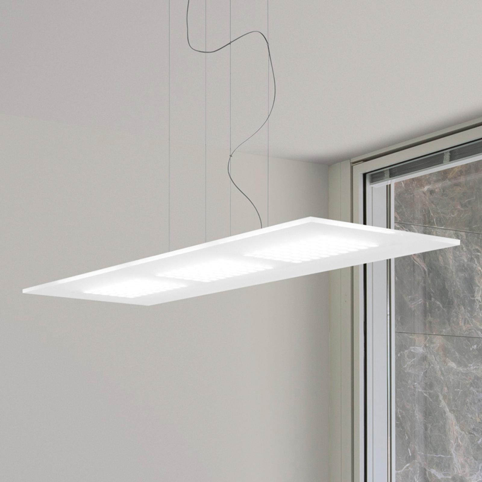 Lichtstarke LED-Pendelleuchte Dublight
