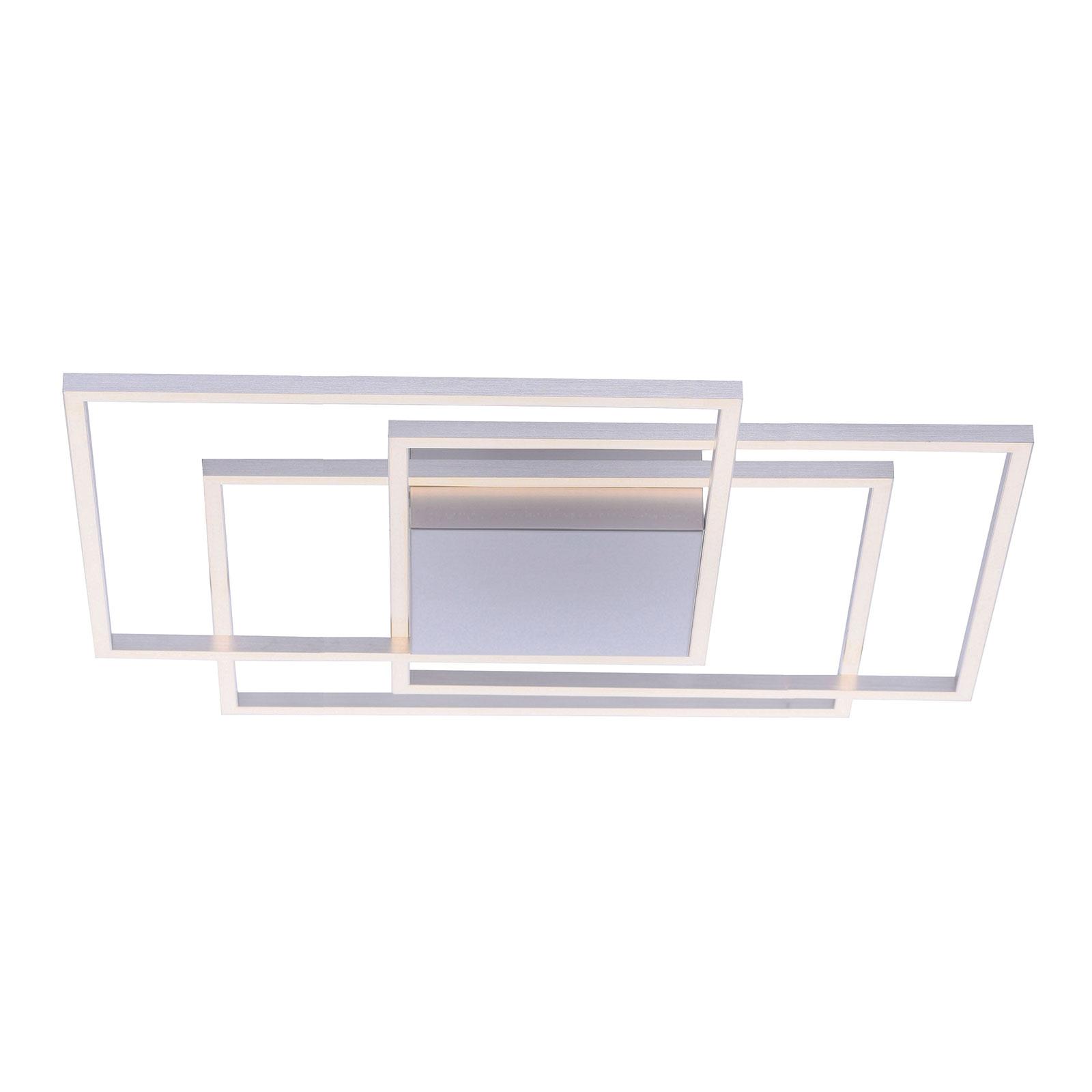 Paul Neuhaus Inigo LED-Deckenleuchte, 75 x 75 cm