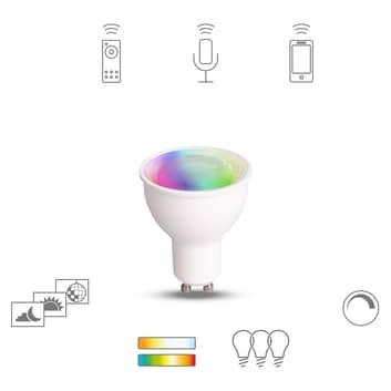 Müller Licht tint white+color LED GU10 6 W 350 lm