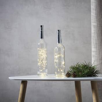 Łańcuch świetlny do butelek Dew Drops 200cm