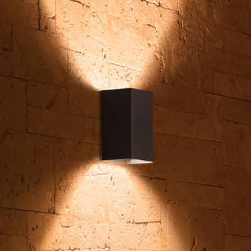 Philips Hue WACA Resonate udendørs væglampe sort