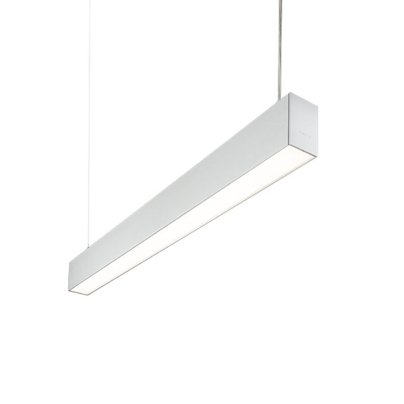 Lampa wisząca C80-P1702 szara 50/50 DALI 3000 K