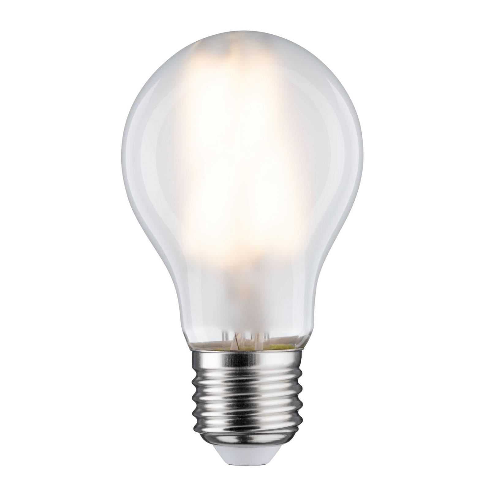 Żarówka LED E27 A60 7,5W 840 filament matowa