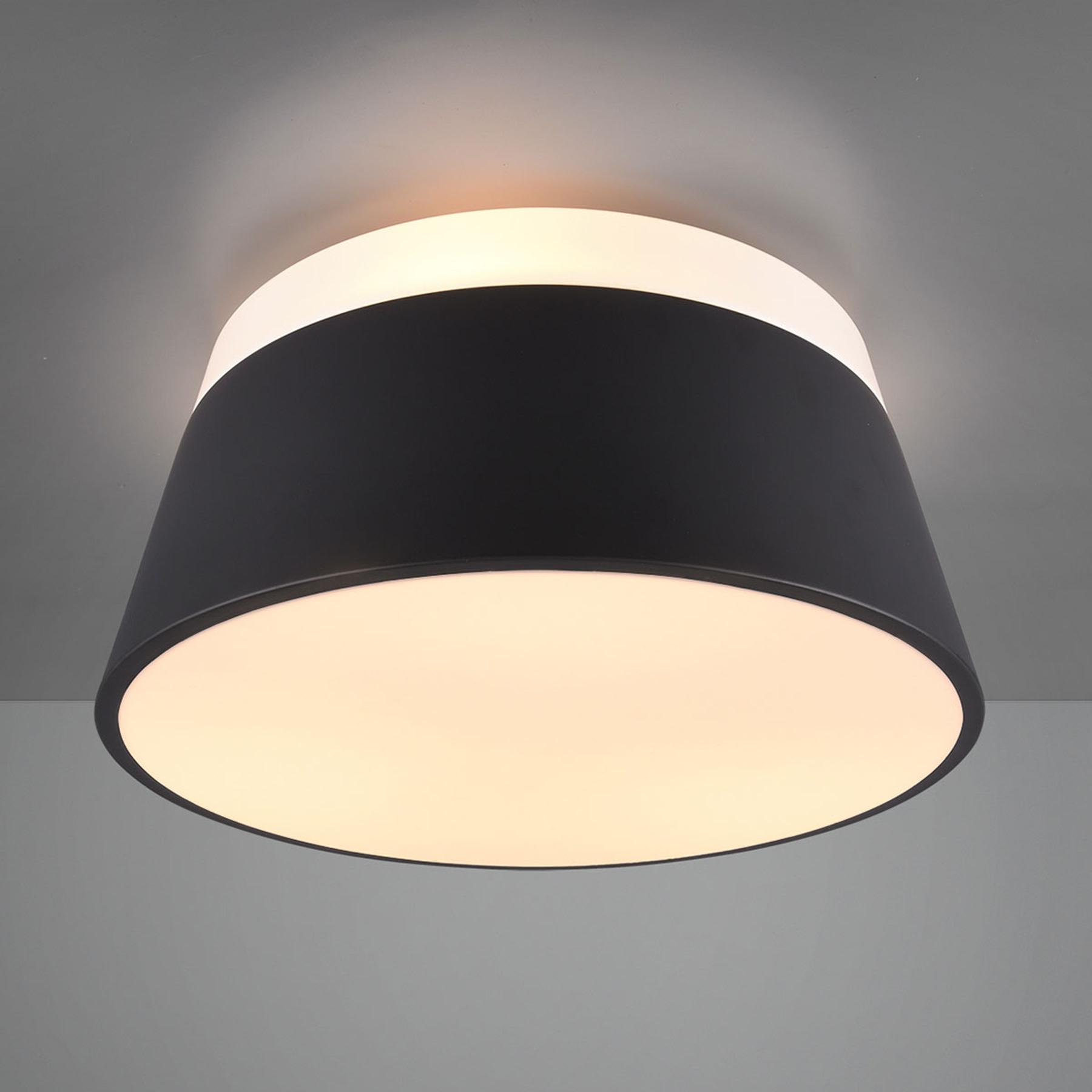 Lampa sufitowa Baroness antracyt