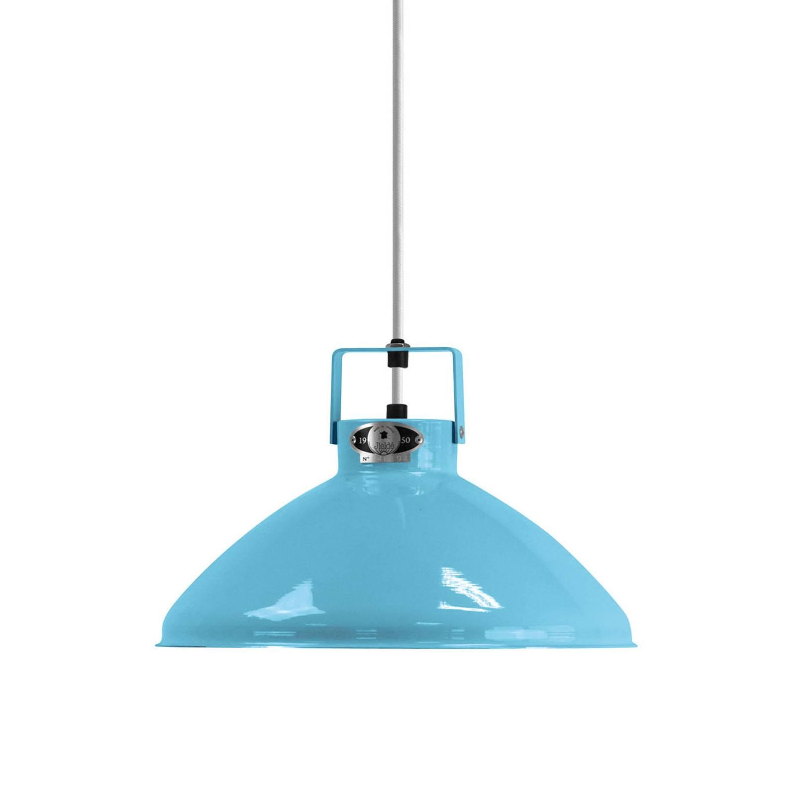 Jieldé Beaumont B240 lampa wisząca jasnoniebieska