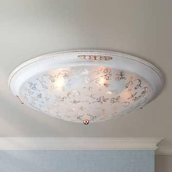 Elegante lámpara de techo de cristal Diametrik