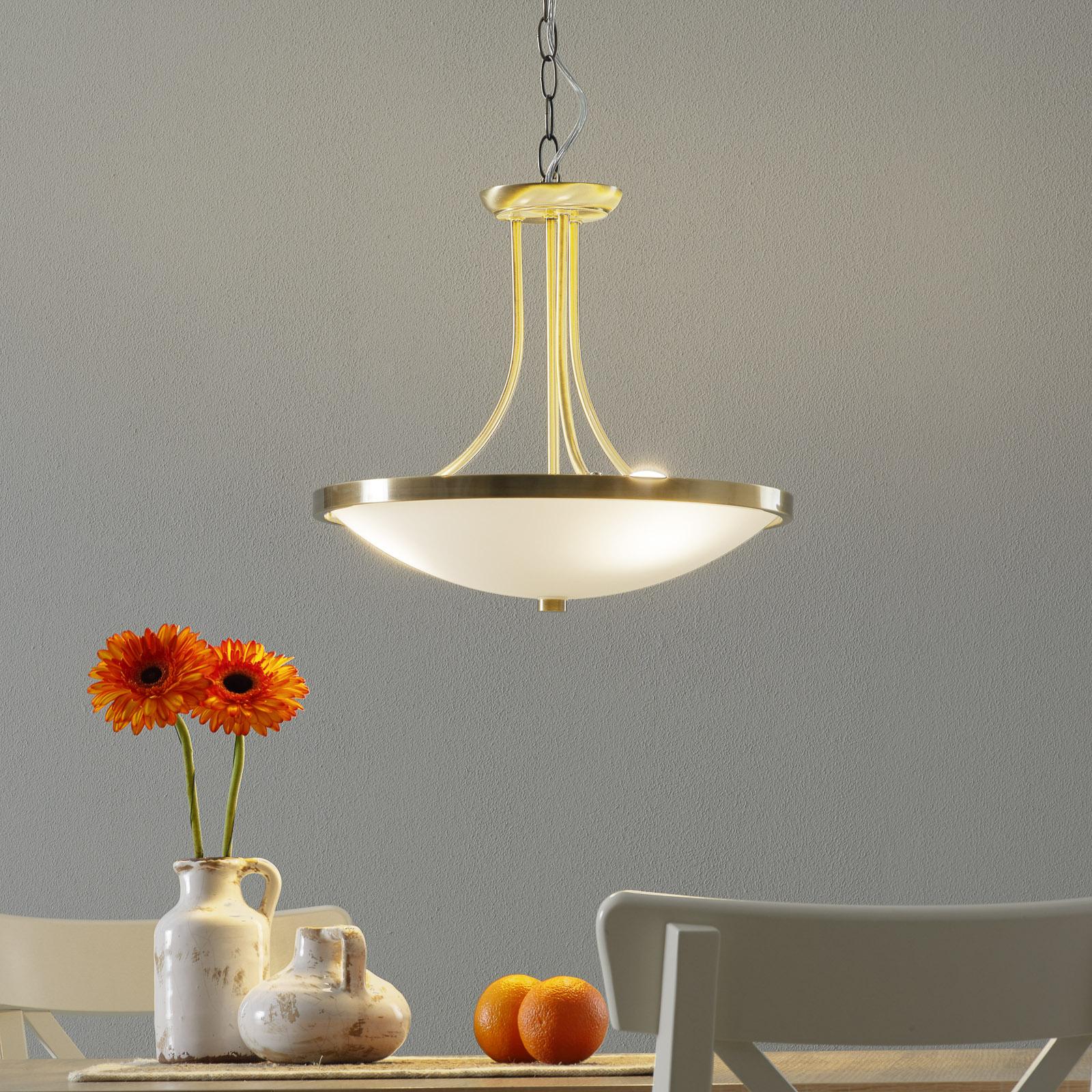Czarująca lampa wisząca TALYA, śr. 39,5 cm