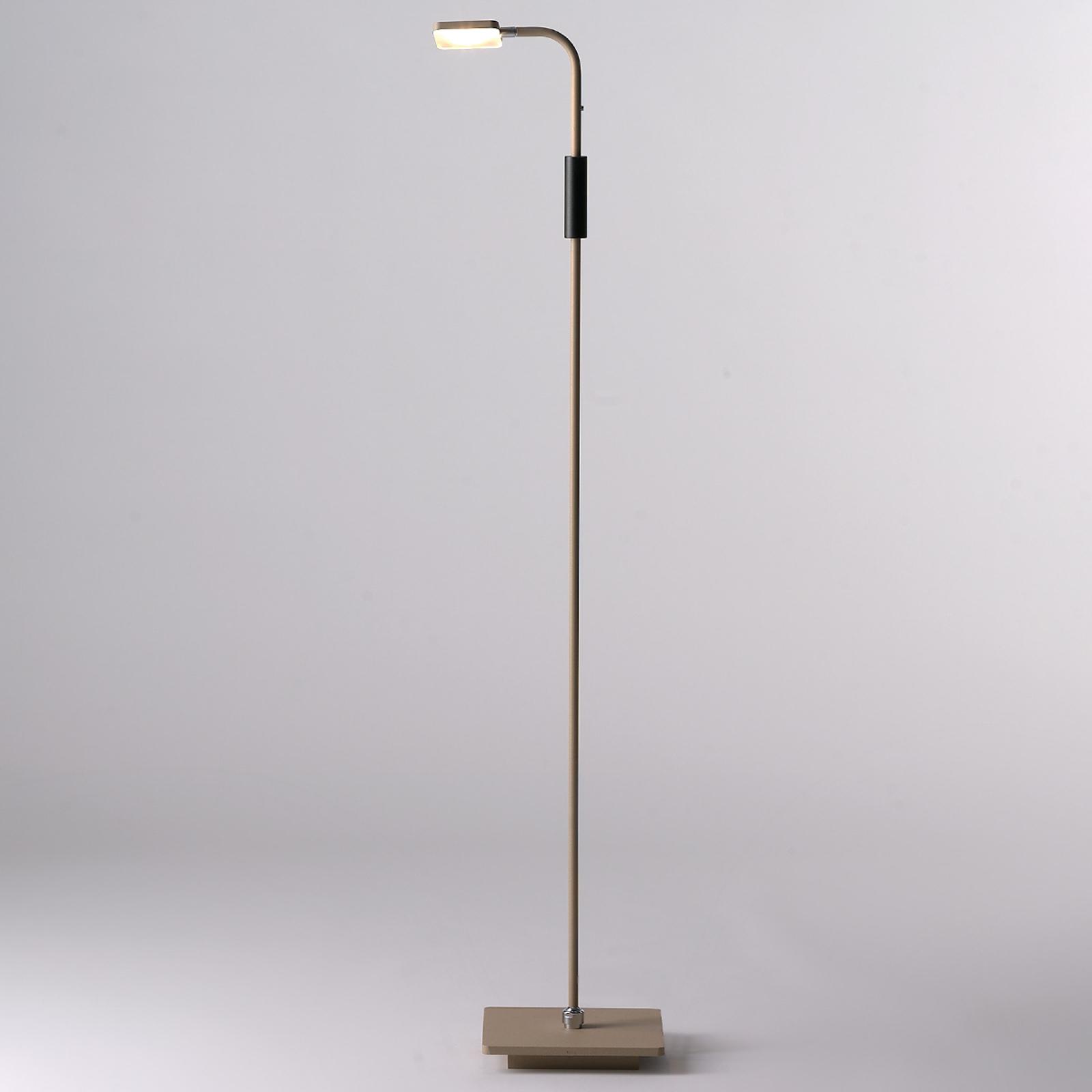 Bopp Move LED-gulvlampe med batteri, sand
