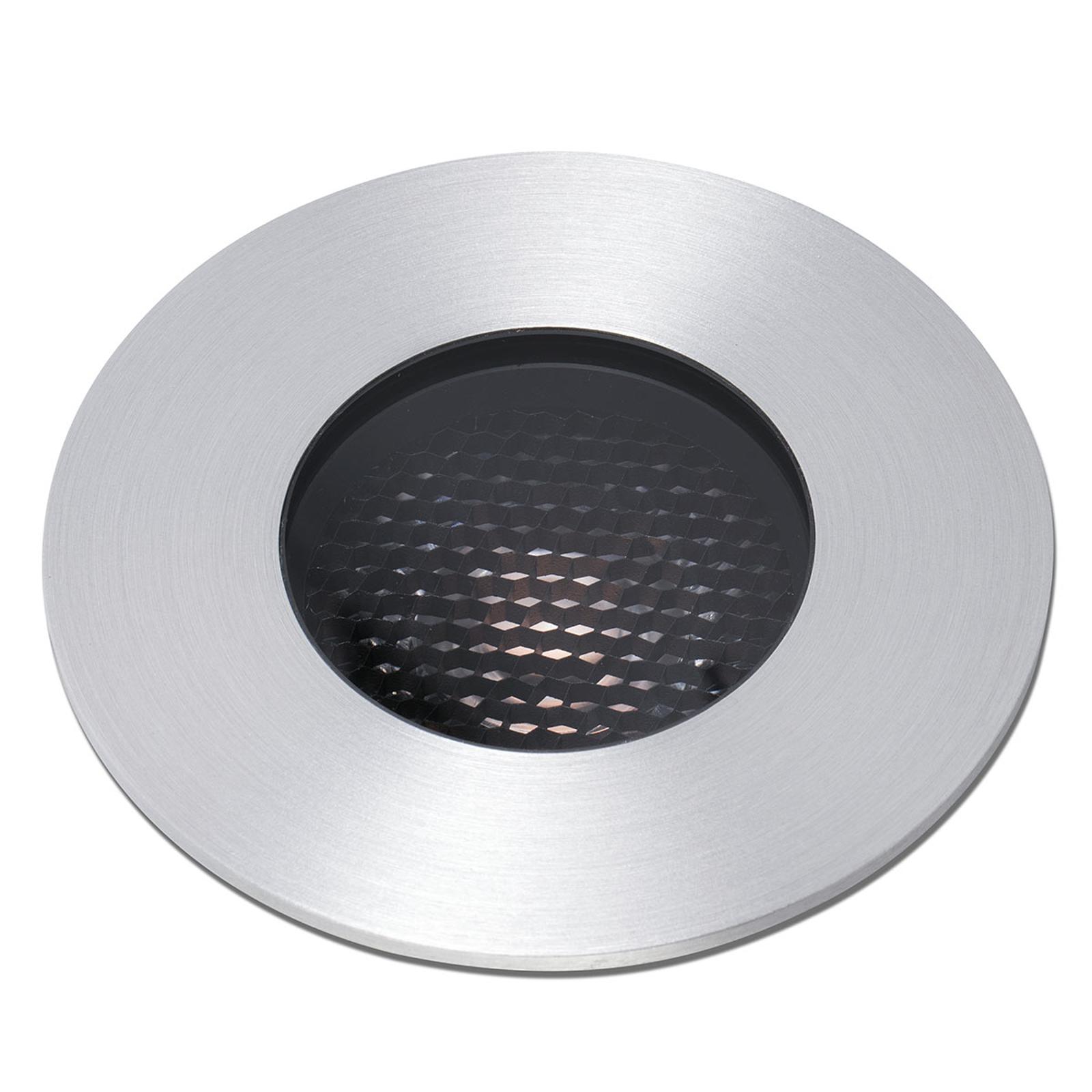 Zeewaterbestendige LED inbouwspot Grund Ø 9 cm