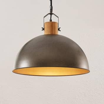 Lindby Holgar lámpara colgante, metal, 1 luz