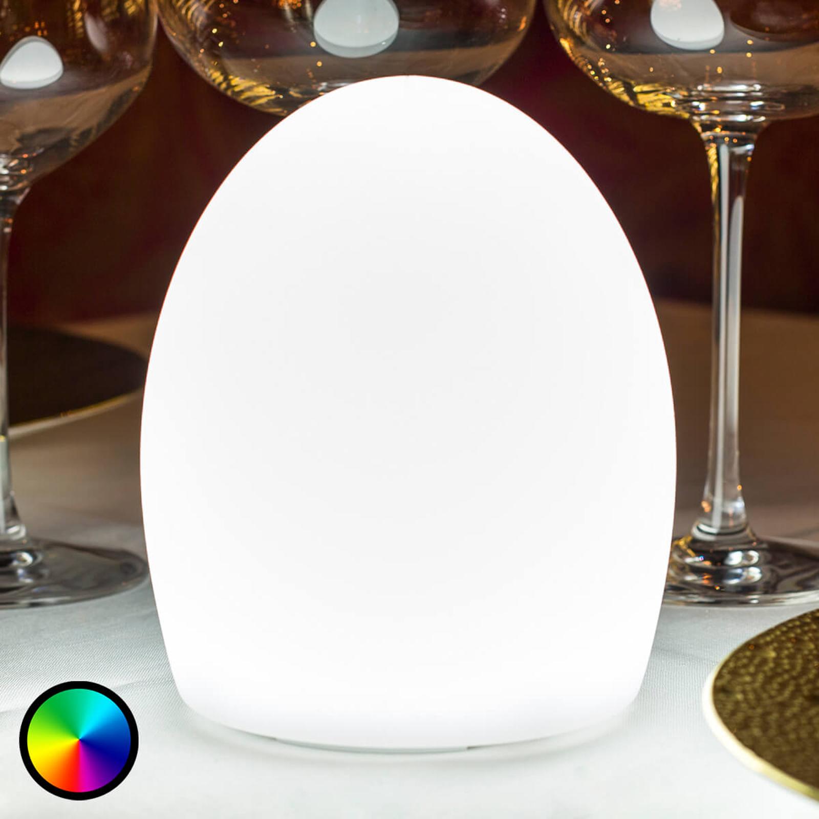 LED-Dekoleuchte Point - die AIDA-Barleuchte