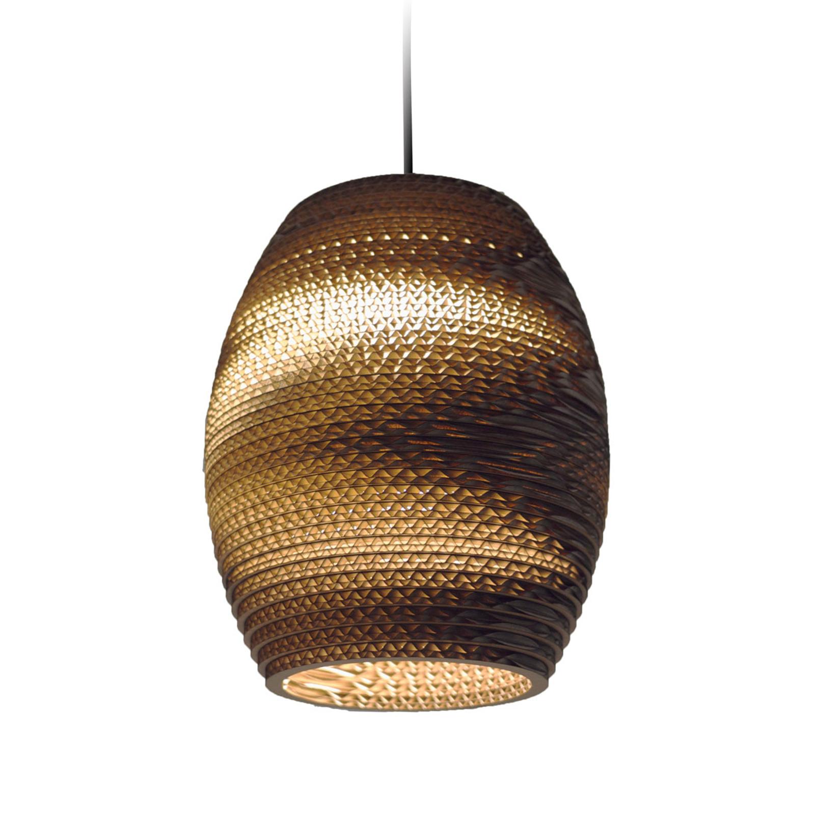 Hanglamp Oliv Pendant Natural