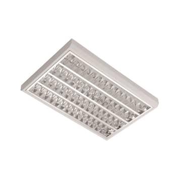 LED rastrové světlo UGR 39 W 4 000 K