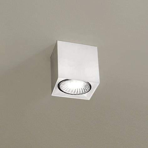 Milan Dau Spot - stropní světlo krychle bílé