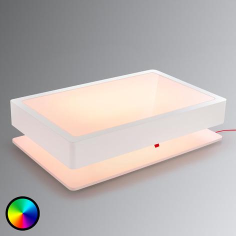 Ora Home LED Pro - leuchtender Couchtisch