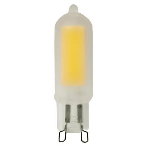 LED-Stiftsockellampe G9 3W 2.700K matt