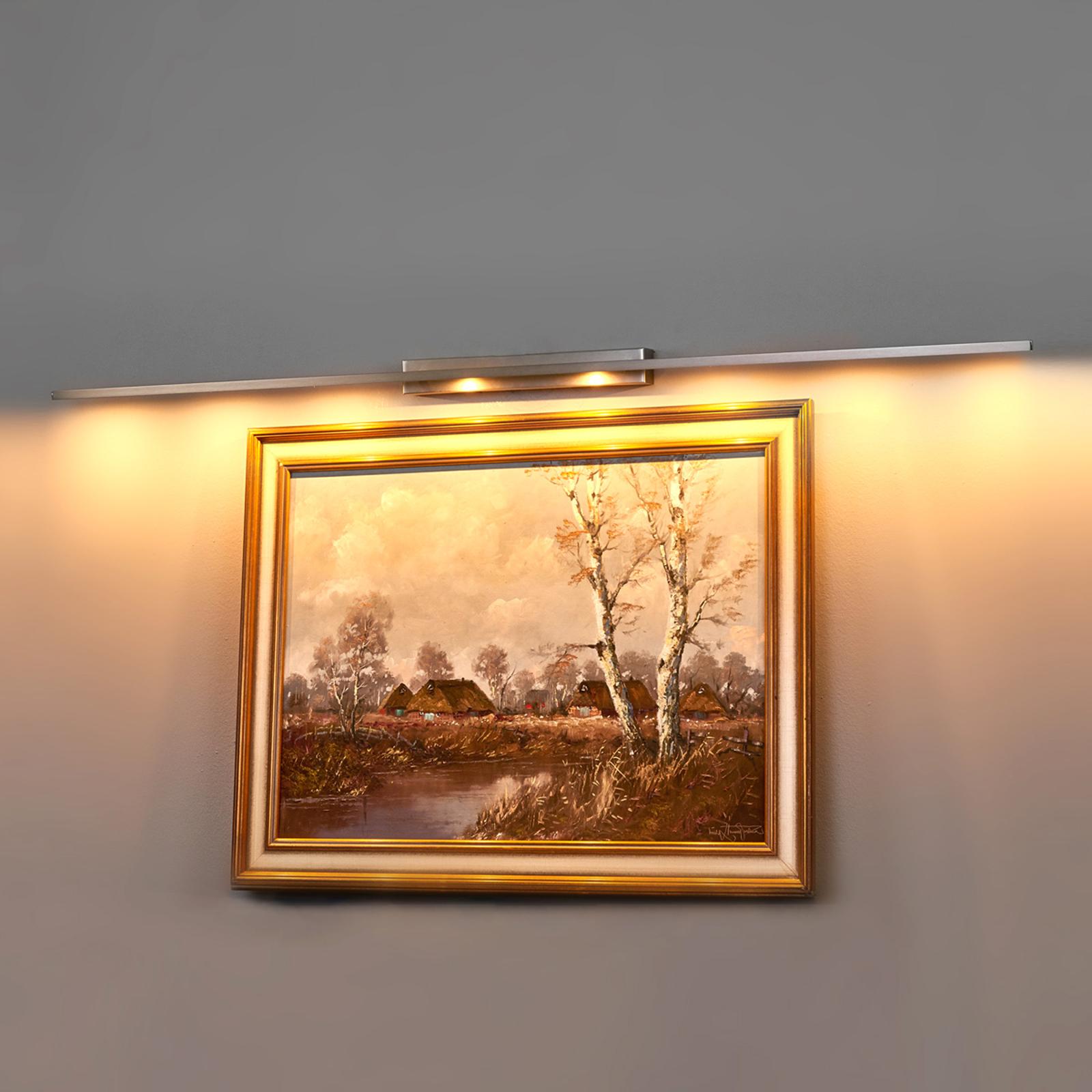Rörlig LED-tavellampa Tolu med modernt utseende