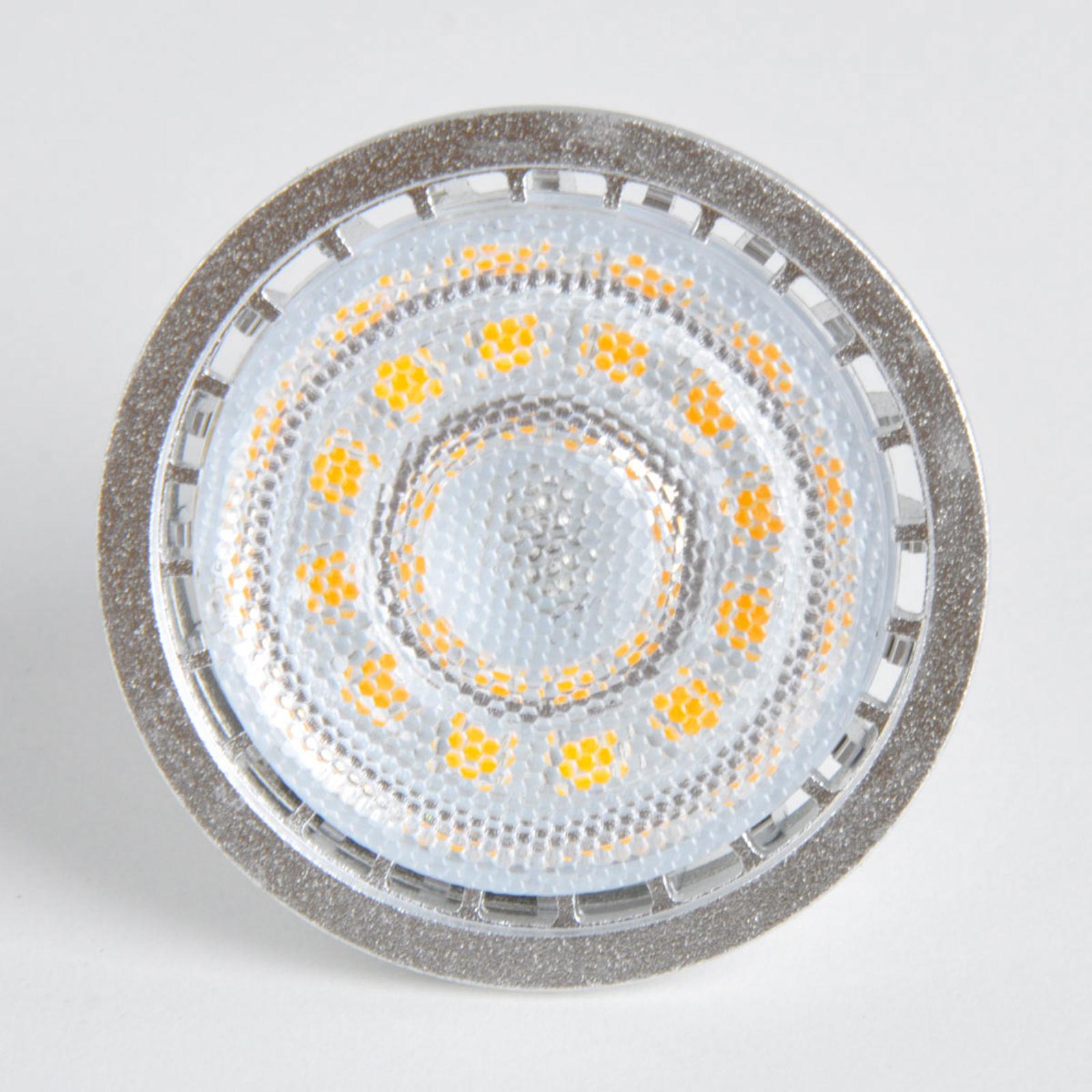 LED à réflecteur GU10 5W 830 55°