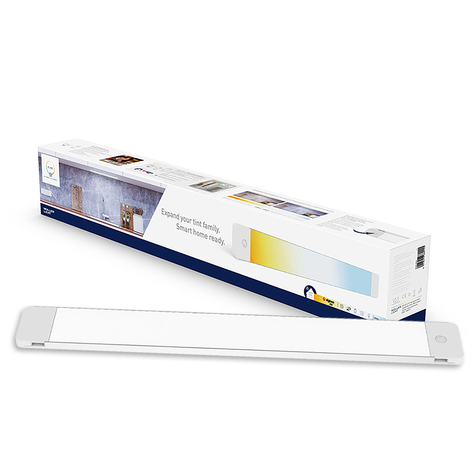 Müller Licht tint LED-Unterbauleuchte Alba, 50cm