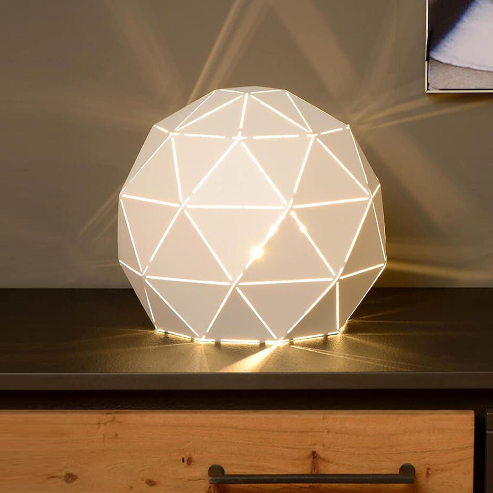 Otona magisk bordlampe av metall