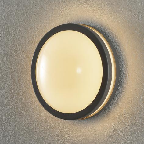 EGLO connect Locana-C kinkiet zewnętrzny LED