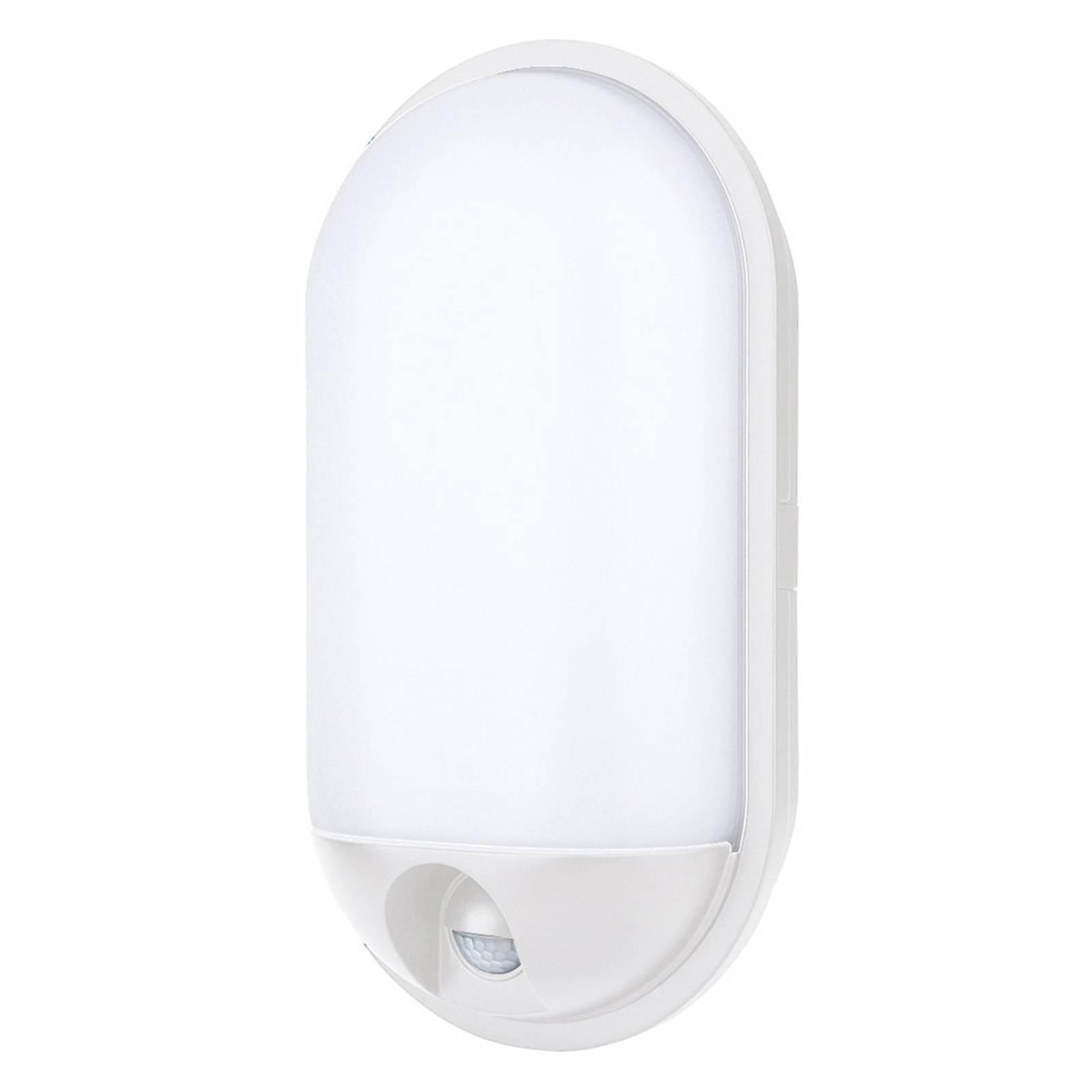 LED-Außenwandleuchte Schwabing XXLS, mit Sensor