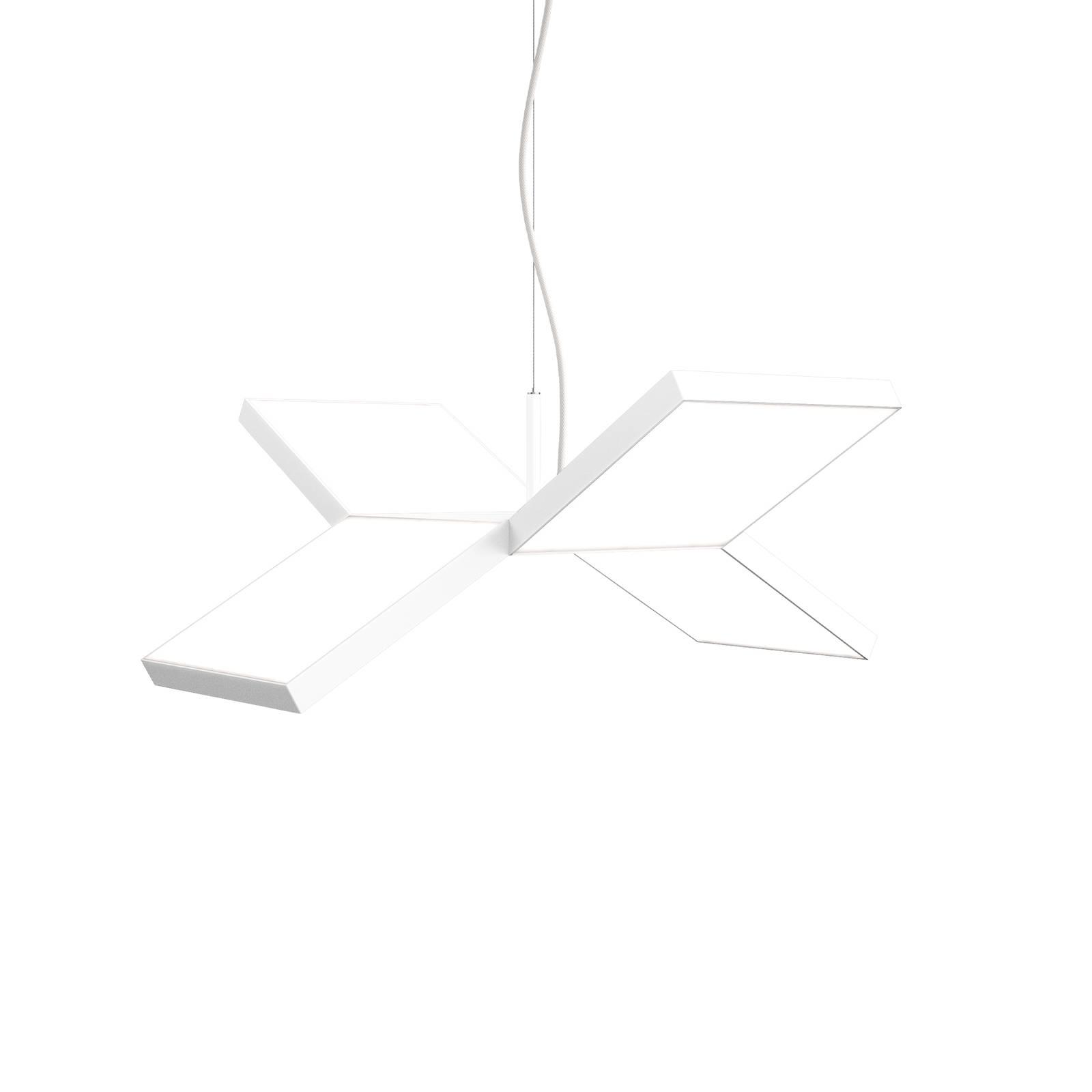 LED-Hängeleuchte Eagle DALI 34W weiß 4.000K