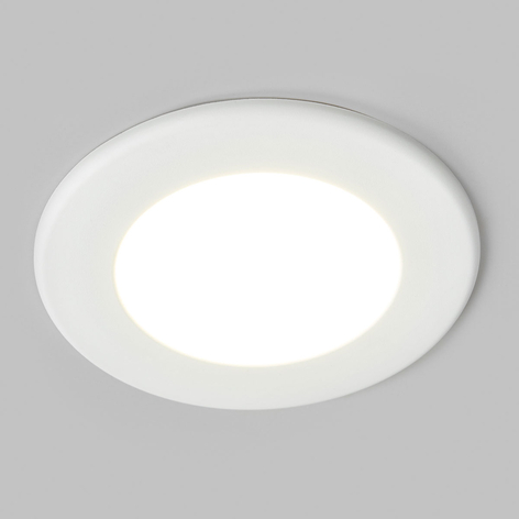 LED inbouwspot Joki wit 4.000K rond 11,5 cm