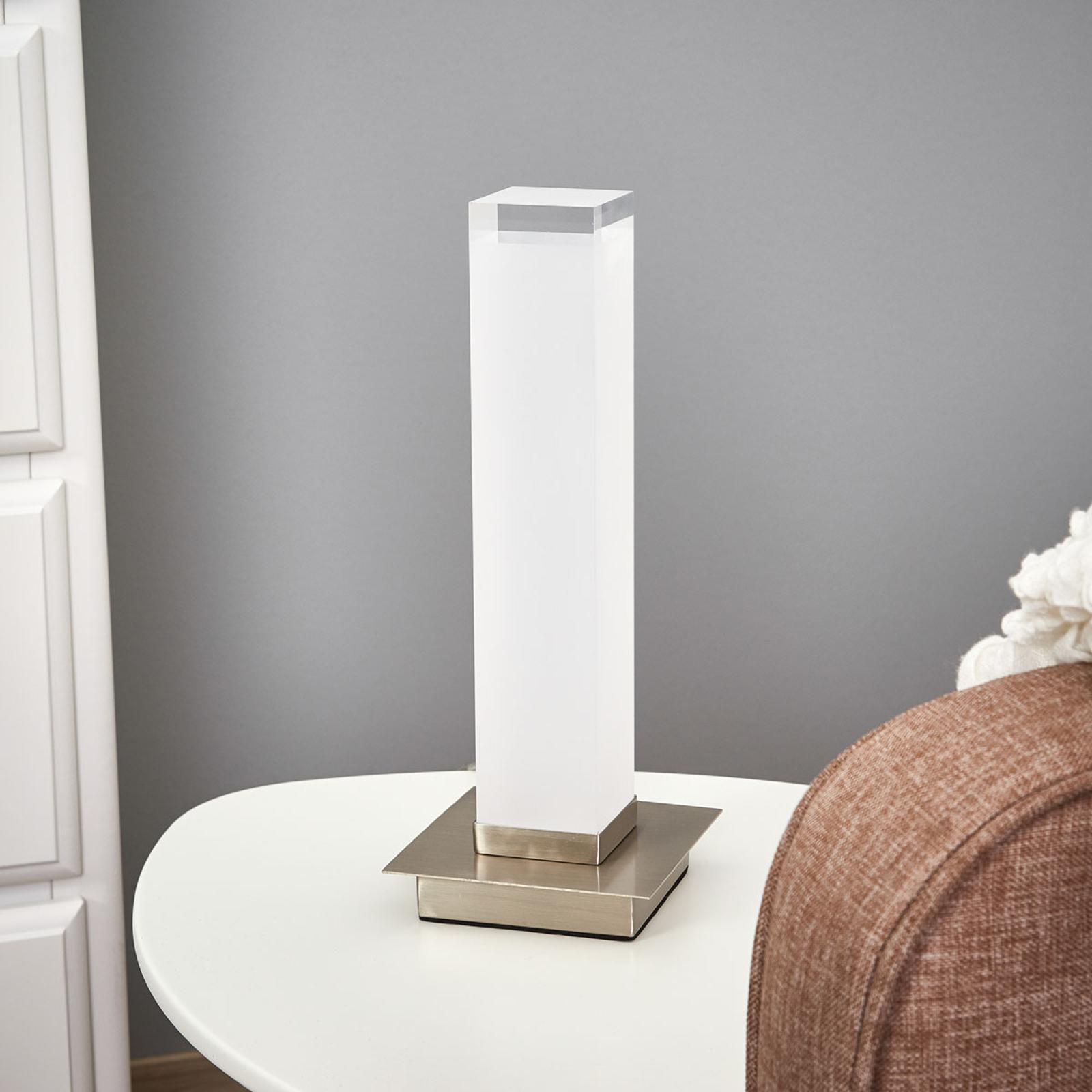 Produktové foto FISCHER & HONSEL Stínítko ve tvaru sloupu - LED stolní lampa Forma