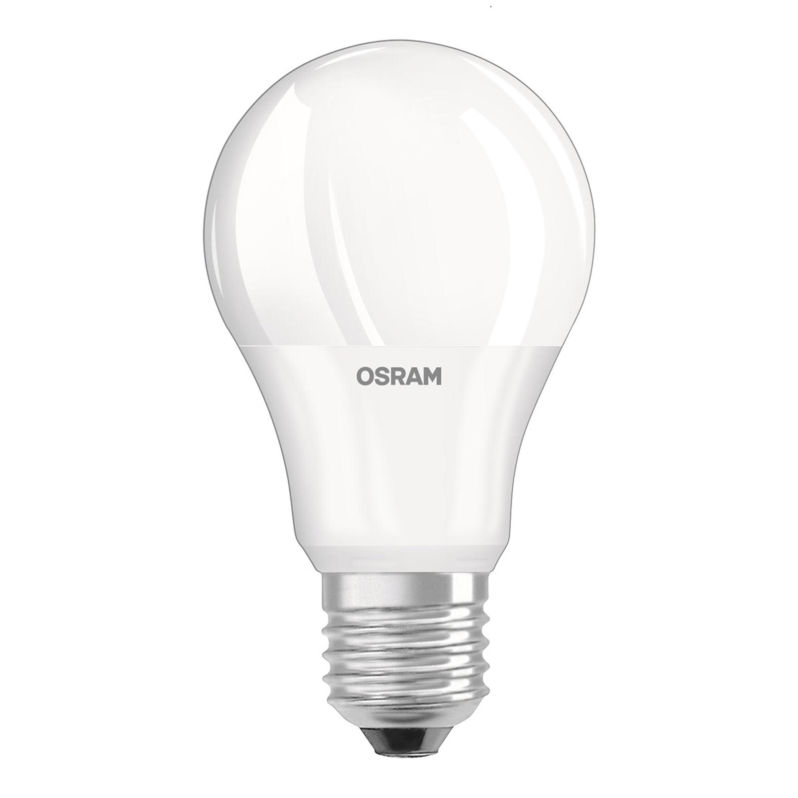 LED-Lampe E27 4W 827 Base CLA matt 2er Set