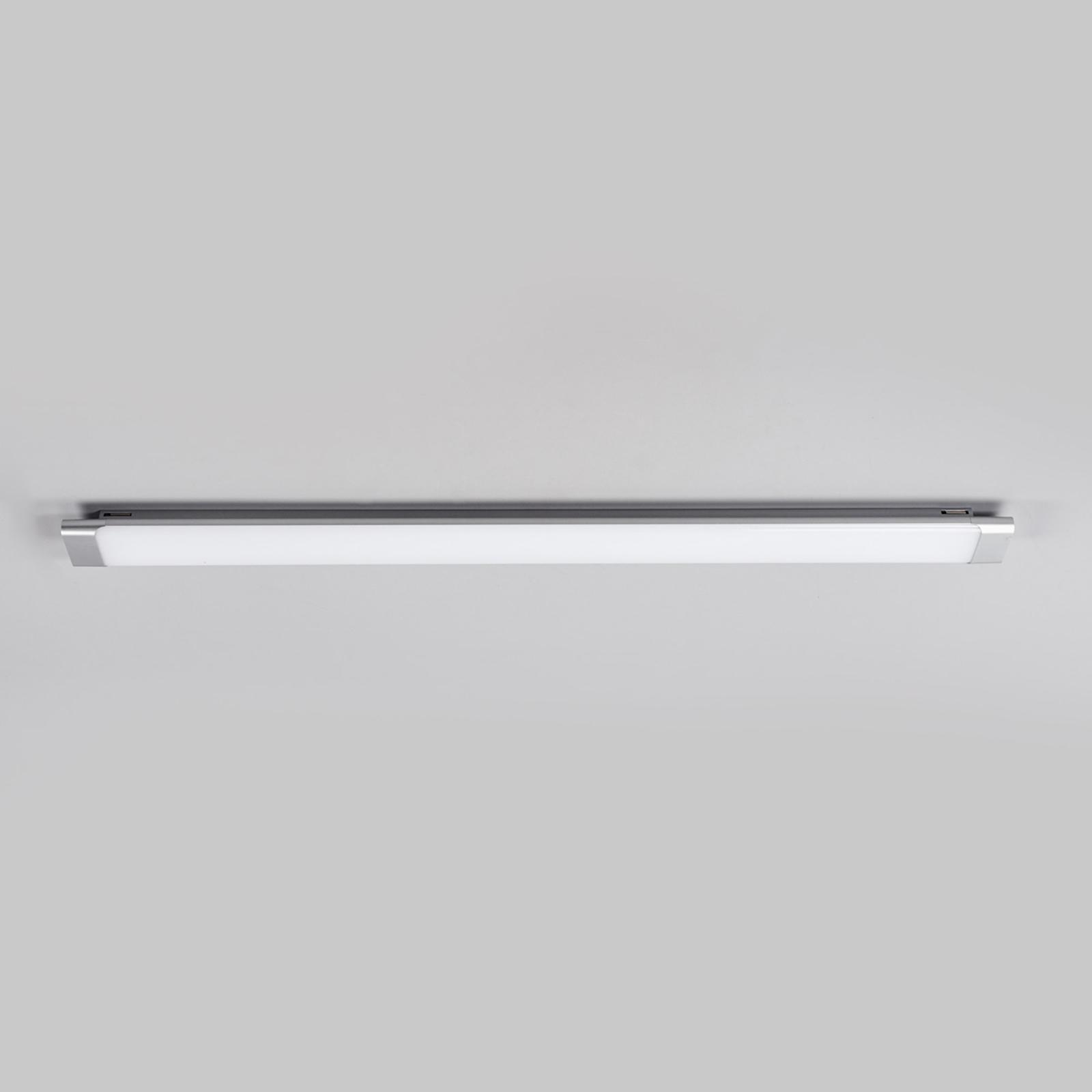Vinca plafón LED, 120 cm