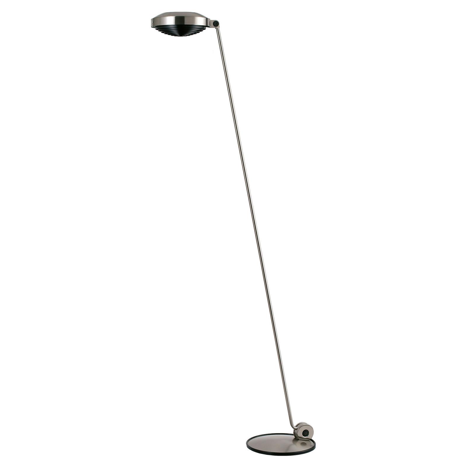 Lumina Elle 1 piantana LED H 180cm 3.000K nichel